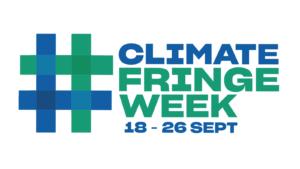 Climate Fringe Week 18-26 Sept Logo